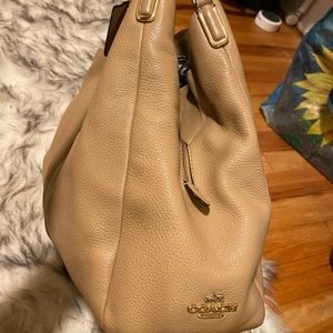 Almost brand new coach purse